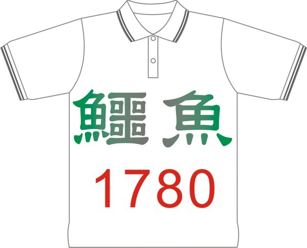 鱷魚-1780