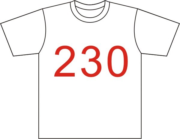 T恤-230