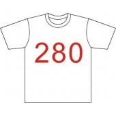 T恤-280